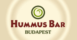Hummus Bar Brand design